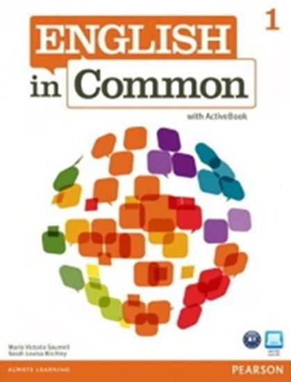 Picture of ENGLISH IN COMMON 1 - STUDENT BOOK WITH ACTIVEBOOK AND CD-ROM