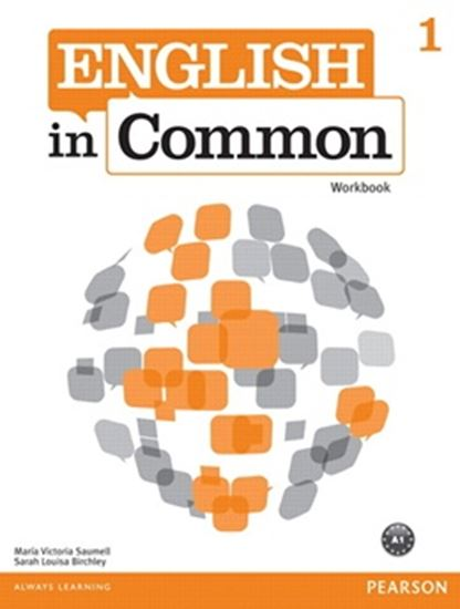 Picture of ENGLISH IN COMMON 1 WORKBOOK