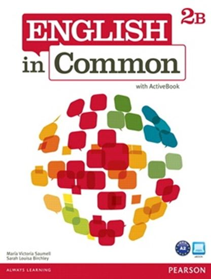 Picture of ENGLISH IN COMMON 2B SPLIT - STUDENT BOOK WITH ACTIVEBOOK AND WORKBOOK
