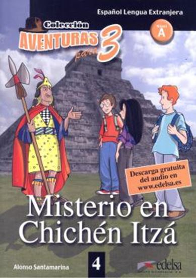 Picture of MISTERIO EN CHICHEN ITZA
