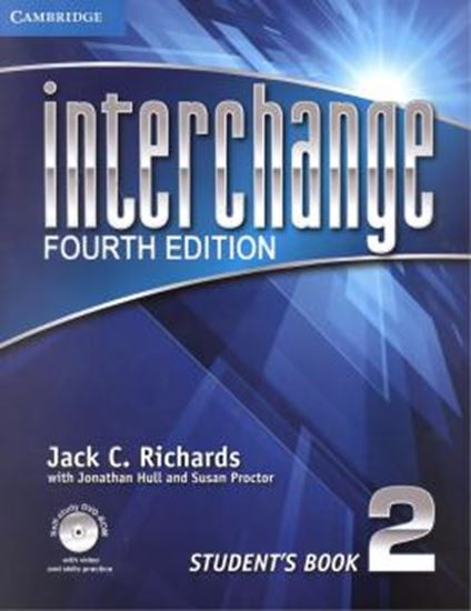 Picture of INTERCHANGE 2 STUDENTS BOOK WITH DVD-ROM - FOURTH EDITION