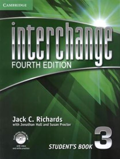 Picture of INTERCHANGE 3 STUDENTS BOOK DVD-ROM - FOURTH EDITION