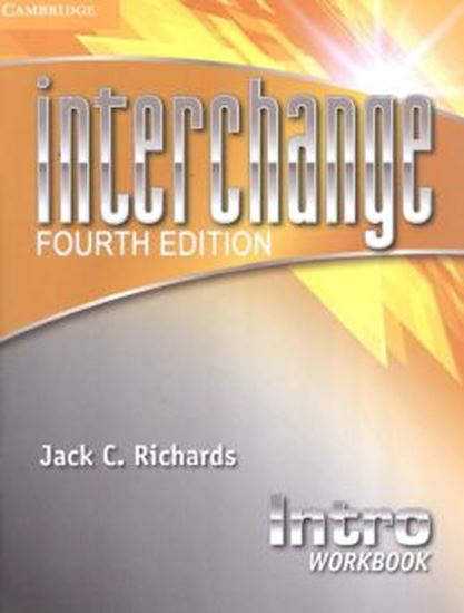 Picture of INTERCHANGE INTRO WORKBOOK - FOURTH EDITION