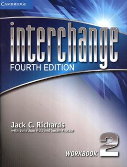 Picture of INTERCHANGE 2 WORKBOOK - FOURTH EDITION