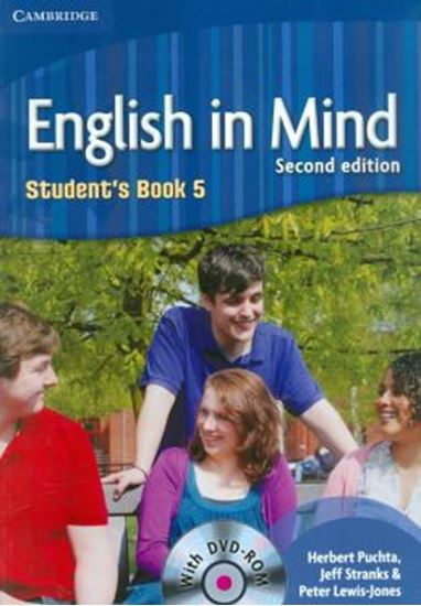 Picture of ENGLISH IN MIND 5 - STUDENT S BOOK WITH DVD-ROM SECOND EDITION