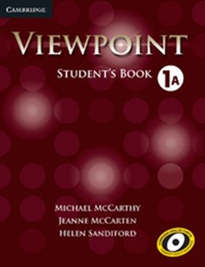 Picture of VIEWPOINT 1A STUDENTS BOOK