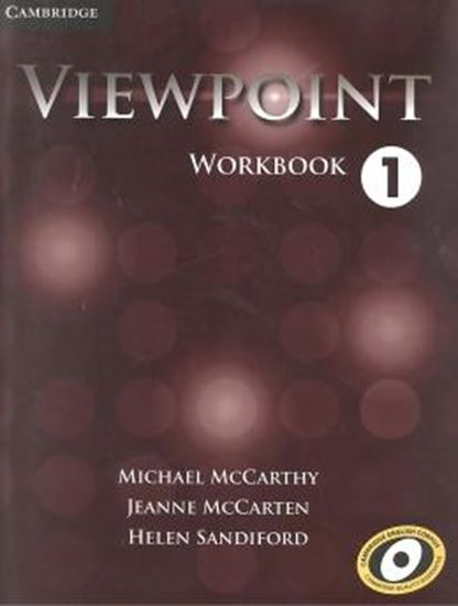 Picture of VIEWPOINT 1 WORKBOOK