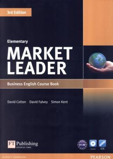 Picture of MARKET LEADER ELEMENTARY SB WITH DVD-ROM - 3RD ED