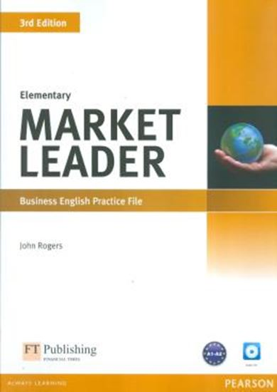 Picture of MARKET LEADER ELEMENTARY PRACTICE FILE - 3RD ED