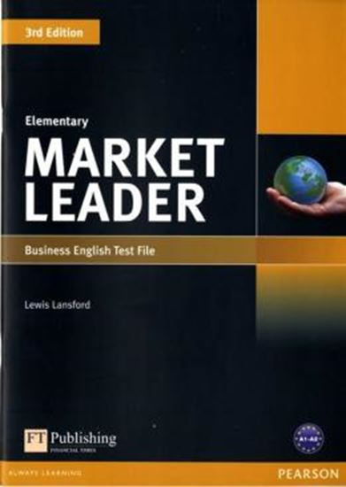 Picture of MARKET LEADER - ELEMENTARY TEST FILE - THIRD EDITION