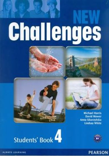 Picture of NEW CHALLENGES 4 STUDENT S BOOK