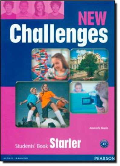 Picture of NEW CHALLENGES STARTER STUDENT S BOOK
