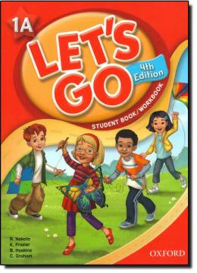 Picture of LETS GO 1 STUDENT BOOK/WORKBOOK A WITH MULTI-ROM PACK - FOURTH EDITION