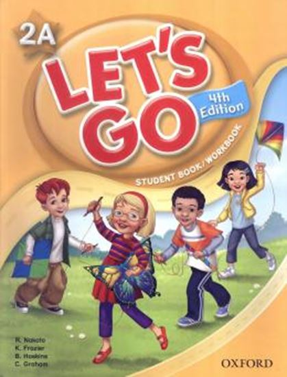 Picture of LETS GO 2 SB/WB A WITH MULTI-ROM PACK - 4TH ED