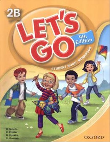 Picture of LETS GO 2 SB/WB B WITH MULTI-ROM PACK- 4TH ED
