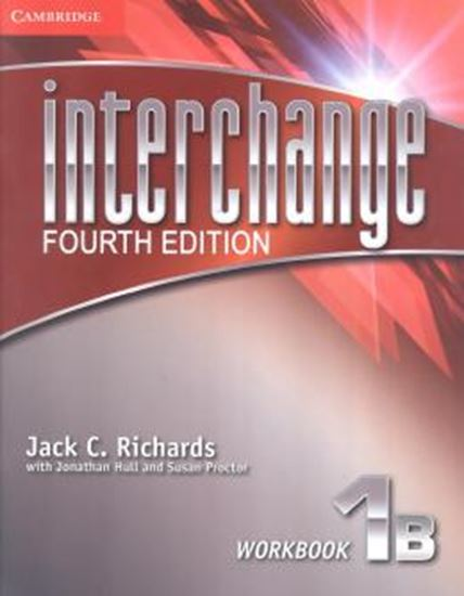 Picture of INTERCHANGE 1 WORKBOOK B - FOURTH EDITION