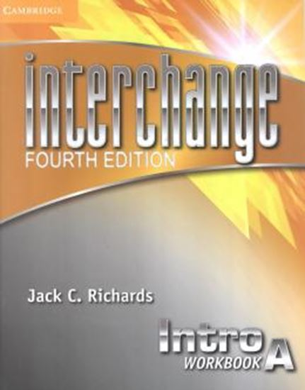 Picture of INTERCHANGE INTRO WORKBOOK A - FOURTH EDITION