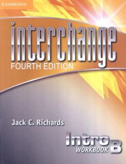 Picture of INTERCHANGE INTRO WORKBOOK B - FOURTH EDITION