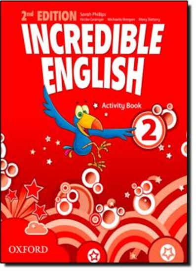 Picture of INCREDIBLE ENGLISH 2 ACTIVITY BOOK - SECOND EDITION