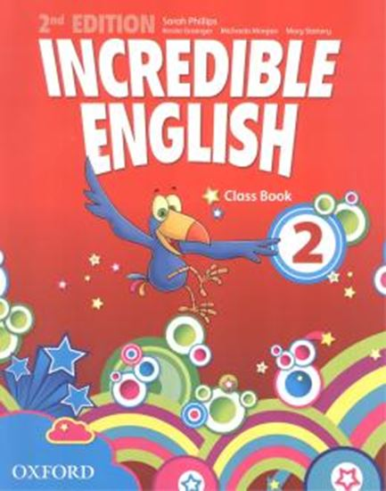 Picture of INCREDIBLE ENGLISH 2 CLASS BOOK - SECOND EDITION