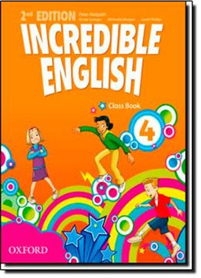 Picture of INCREDIBLE ENGLISH 4 CLASS BOOK - SECOND EDITION
