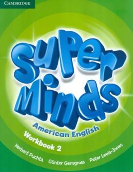 Picture of SUPER MINDS AMERICAN ENGLISH 2 - WORKBOOK
