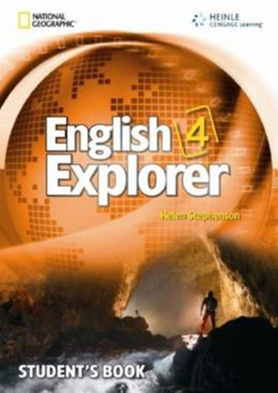 Picture of ENGLISH EXPLORER 4 - STUDENT BOOK WITH MULTIROM