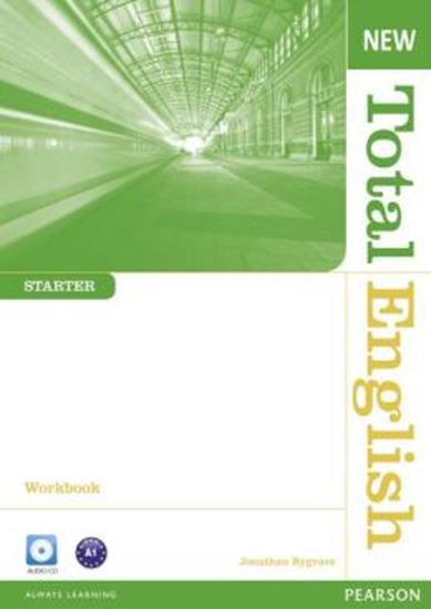 Picture of NEW TOTAL ENGLISH STARTER WORKBOOK (NO KEY) AND AUDIO CD - 2ND EDITION