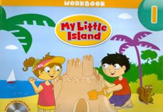 Picture of MY LITTLE ISLAND 1 WORKBOOK WITH AUDIO CD