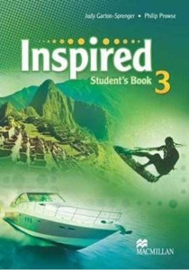 Picture of INSPIRED 3 STUDENT´S BOOK