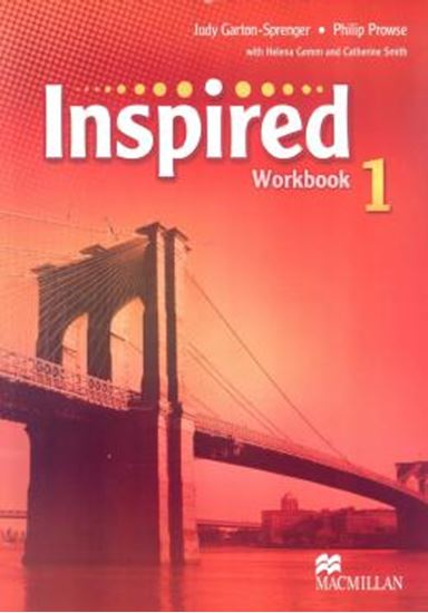 Picture of INSPIRED 1 WORKBOOK