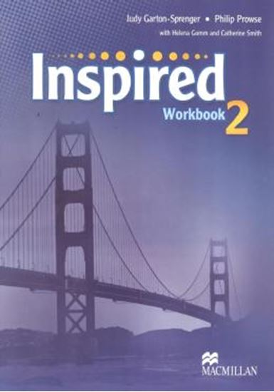 Picture of INSPIRED 2 WORKBOOK