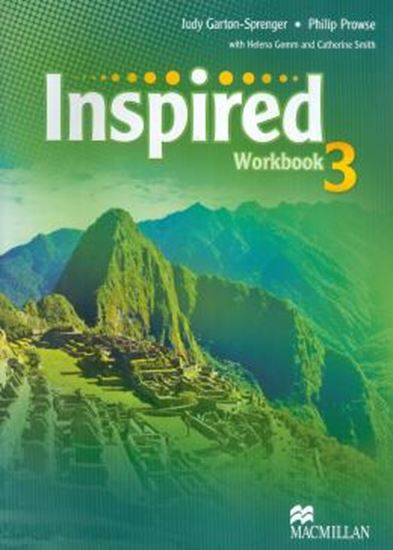 Picture of INSPIRED 3 WORKBOOK
