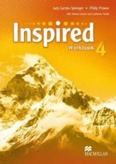 Picture of INSPIRED 4 WORKBOOK