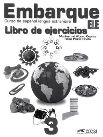Picture of EMBARQUE 3 - CUADERNO DE EJERCICIOS