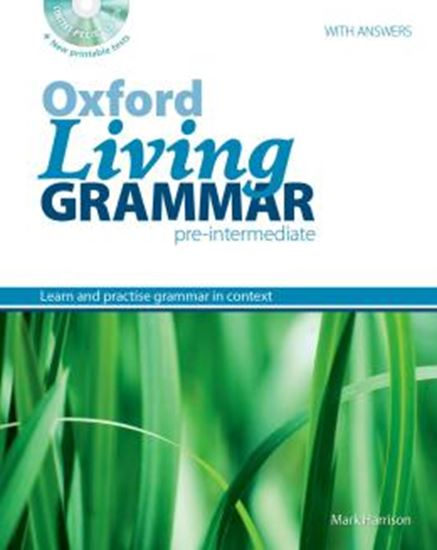Picture of OXFORD LIVING GRAMMAR PRE-INTERMEDIATE - REVISED EDITION PACK
