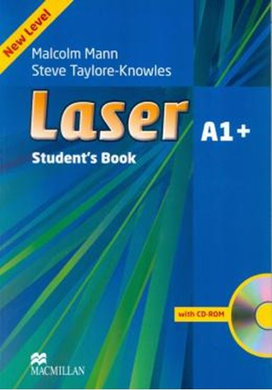 Picture of LASER A1+ STUDENTS BOOK WITH CD-ROM