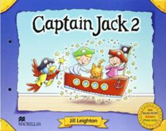 Picture of CAPTAIN JACK 2 - BOOK WITH MULTI-ROM