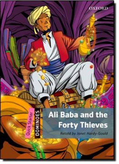 Picture of ALI BABA AND THE FORTY THIEVES - DOMINOES QUICK STARTER