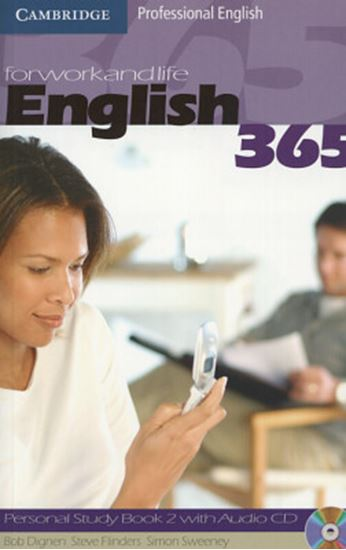 Picture of ENGLISH 365 PERSONAL STUDY BOOK 2 WITH CD