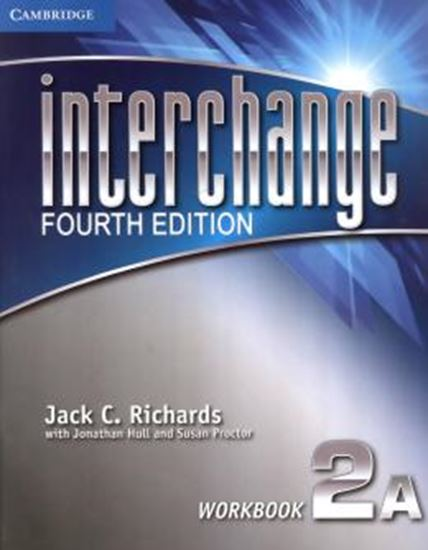 Picture of INTERCHANGE 2 WORKBOOK A - 4TH EDITION