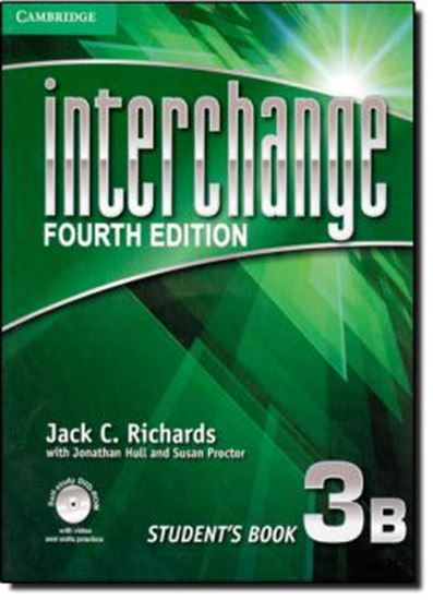 Picture of INTERCHANGE 3 STUDENTS BOOK B WITH DVD ROM - FOURTH EDITION