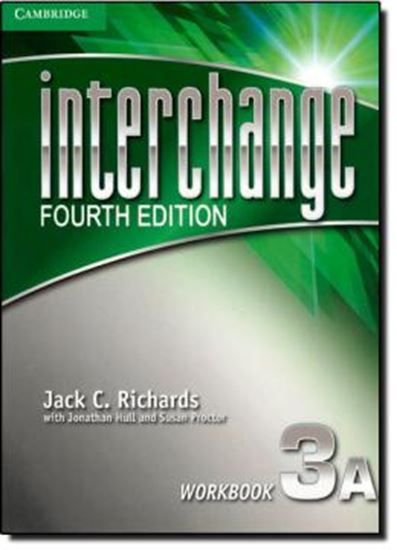 Picture of INTERCHANGE 3 WORKBOOK A - FOURTH EDITION