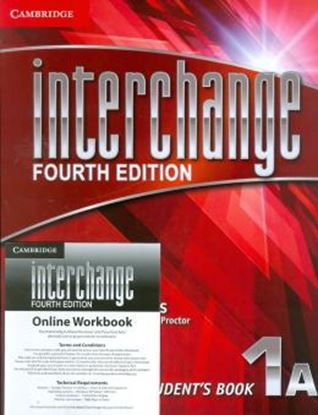 Imagem de INTERCHANGE 1 STUDENTS BOOK SELF-STUDY DVD-ROM AND ONLINE WORKBOOK A PACK - FOURTH EDITION
