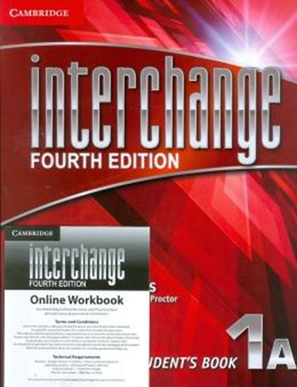 Picture of INTERCHANGE 1 STUDENTS BOOK SELF-STUDY DVD-ROM AND ONLINE WORKBOOK A PACK - FOURTH EDITION