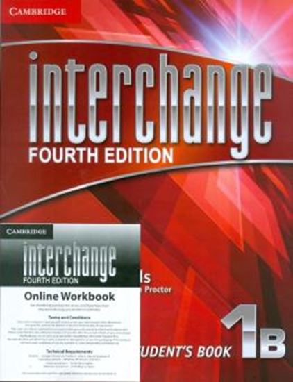 Picture of INTERCHANGE 1 STUDENTS BOOK SELF-STUDY DVD-ROM AND ONLINE WORKBOOK B PACK - FOURTH EDITION