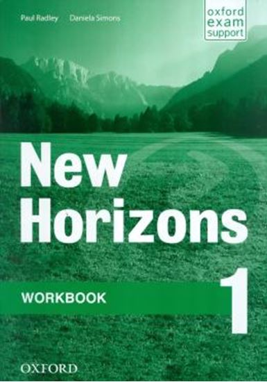 Picture of NEW HORIZONS 1 WORKBOOK