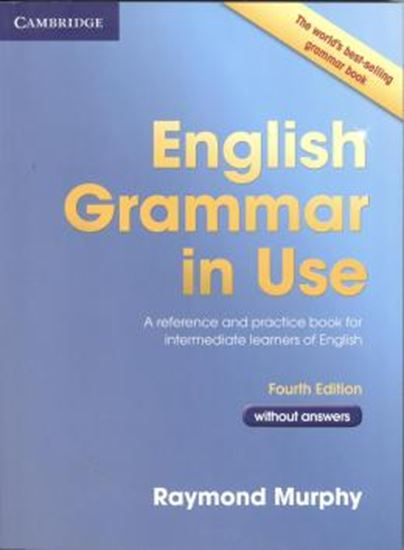 Picture of ENGLISH GRAMMAR IN USE BOOK WITHOUT ANSWERS - FOURTH EDITION
