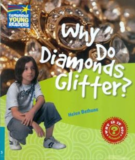 Picture of WHY DO DIAMONDS GLITTER? 5 FACTBOOK