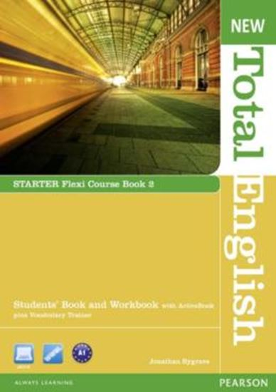 Picture of NEW TOTAL ENGLISH STARTER FLEXI COURSEBOOK 2 PACK